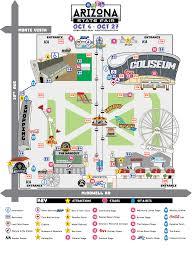 Arizona State Fair Fairgrounds Map Azstatefair Com