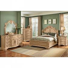 Photo 3 Of 7 Bedroom Furniture Monticello Almond Nightstand (superior Monticello  Bedroom Set #3)