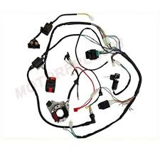 gy6 cdi wiring diagram,cdi wiring diagram images database 50cc Chinese Atv Wiring Diagram complete electrics atv quad stator 50cc 70cc 110cc 125cc coil cdi chinese atv 50cc wiring diagrams