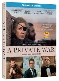 From Universal Pictures Home Entertainment: A Private War