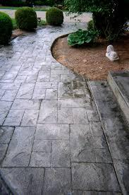 Concrete Path Designs Stamped Concrete Walkways A 1 Concrete Inc Hudson Ma