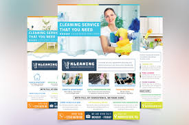 brochure cleaning service brochure template cleaning service brochure template
