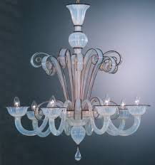 murano chandelier italy murano glass chandelier the opaline look sean wants for over the module 7