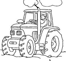 Small Picture Tractor Coloring Page nywestierescuecom
