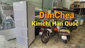 Tủ lạnh Dimchae cũ, Bán tủ lạnh chuyên dùng làm Kimchi Hàn Quốc,| Dimchae  kimchi fridge in Vietnam - YouTube