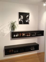 ikea ers lack shoe unit thinking of wall mounting tv and
