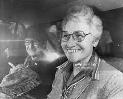 """Drug Grannies"""" at Silverwater prison upon release - Vera Hays right,...  News Photo - Getty Images"""