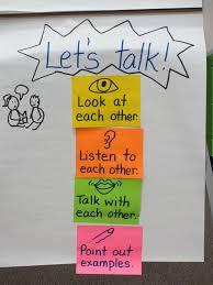 Lets Talk School Counseling Turn Talk Kindergarten