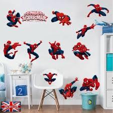 spider man marvel wall sticker decal