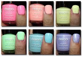 claire s makeup review nails image