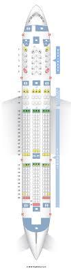 Seatguru Seat Map Air Canada Boeing 787 8 788 Air Canada