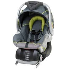 baby trend flex loc infant car set carbon cs41710