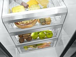 kitchenaid counter depth refrigerator side by side pro line series side by side refrigerator stainless steel hover to zoom main feature