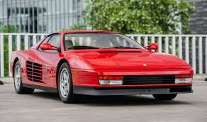 Most folks abatement into characters of our own thought certainly regularly. Ferrari Testarossa For Sale Jamesedition
