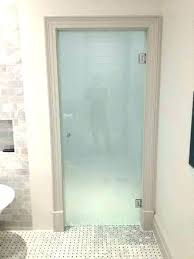interior frosted glass door. Frosted Glass Doors Interior Barn Office Etched French  D Shower Door . X E