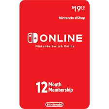 Nintendo Switch Online 12-Month ...