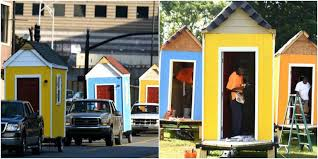 tiny houses for homeless. Micro Community Nashville Tiny Houses For Homeless
