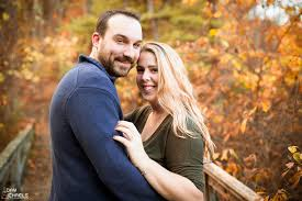 north park fall engagement pictures jason michele pittsburgh