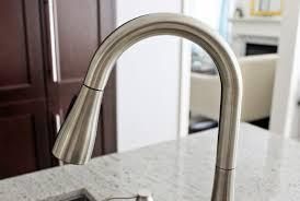 Low Pressure In Kitchen Faucet Faucet Moen Single Handle Kitchen Faucet