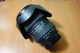 nikon d600 full frame dslr lenses red