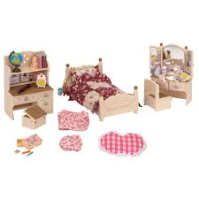 Sylvanian Families Bedroom Furniture Set Sylvanian Families Sisters Bedroom Set Alb2000 Hamleys For