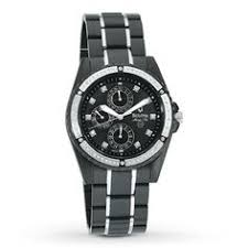 bulova mens watch swarovski crystals mike s watch jared bulova men s watch diamond bezel 98003