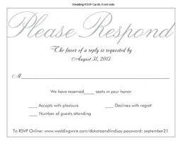 Response Cards For Weddings Wedding Invitations With Response Cards Wedding Stationery Guide