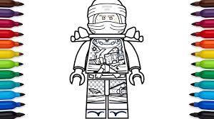 Season 4 Lego Ninjago Coloring Pages Jay - Novocom.top