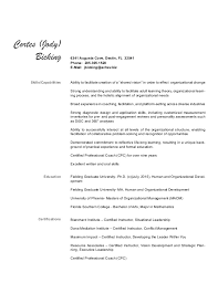 100 Broad Experience Resume Ian Ellul Resume 1 638 Jpg Cb