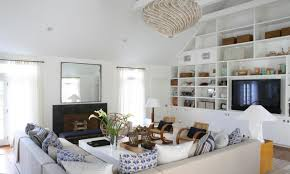 Beach House Interior With Design Photo  Fujizaki - White beach house interiors