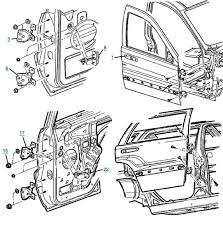 jeep wj grand cherokee door parts free shipping at 4wd com 2004 Jeep Grand Cherokee Driver Door Wiring Harness keep your door functioning like new with our quality replacement parts our door parts are a direct replacement for your factory hardware 2004 jeep grand cherokee driver door wiring diagram