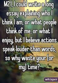essay on actions are louder than words actions speak louder than words speak louder than words essayforum new
