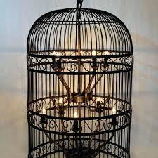 bird cage light catalog birdcage light fixture diy
