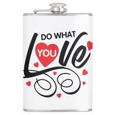 Valentines Day Gifts New Red Heart Love Romantic Quote Hip Flask Valentines Day Gifts Gift