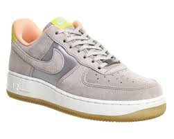 office nike air force. Buy Metallic Silver Glow La Nike Air Force 1 \u002707 Prm Wmns From OFFICE. Office A