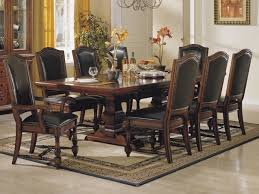 Dinning Room Table Set Amazing Dining Room Table Sets Leather Chairs Creative Of