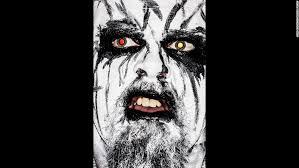 erik unsgaard from sarkom wears makeup on se like many black metal bands