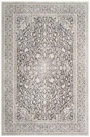 reflection dark grey cream rug gray rugs