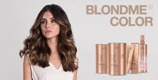 <b>BLONDME</b>® COLOR PRODUCTS