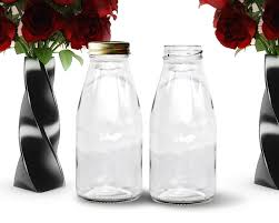 10oz milk bottles bulk party juice glass