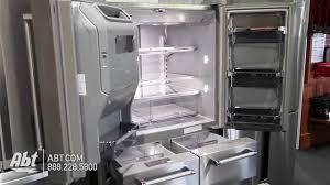 Kitchen Aid French Door Kitchenaid Multi Door Stainless Steel French Door Refrigerator