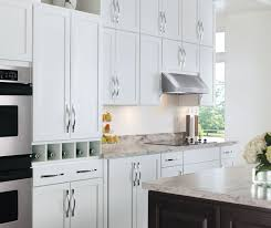 white paint for kitchen cabinetsPainted White Kitchen Cabinets  Aristokraft Cabinetry