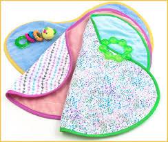 Burp Cloth Pattern Extraordinary Ergonomic Baby Burp Cloths Fabric Depot Sew48Home