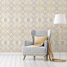 Art deco wallpaper collection