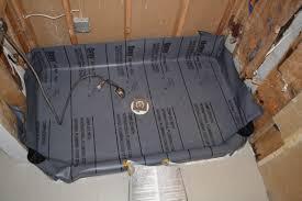 how to tile a shower floor pan floor matttroy tile shower floor pan installation
