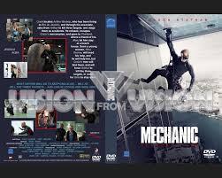 Mechanic Resurrection Dvd