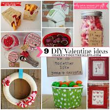 Small Picture 9 DIY Valentine Ideas Home Decor Crafts Gifts