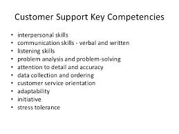 Customer Service Orientation Skills 8 Customer Service