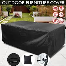 2019 waterproof outdoor bbq table chair cover garden patio furniture cover anti dust rain proof bbq accessories from donaold 24 98 dhgate com
