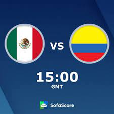Mexico Colombia live score, video stream and H2H results - SofaScore